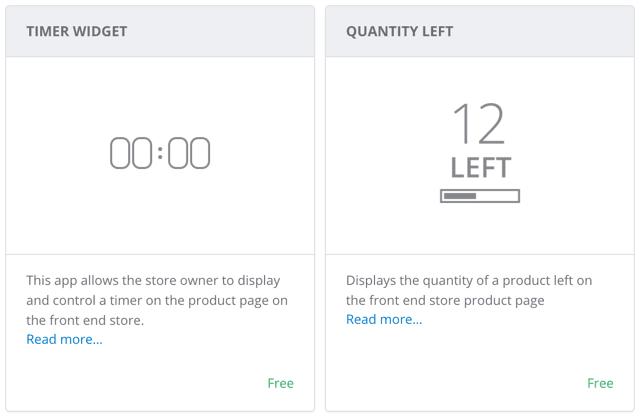 CHQ Scarcity Apps