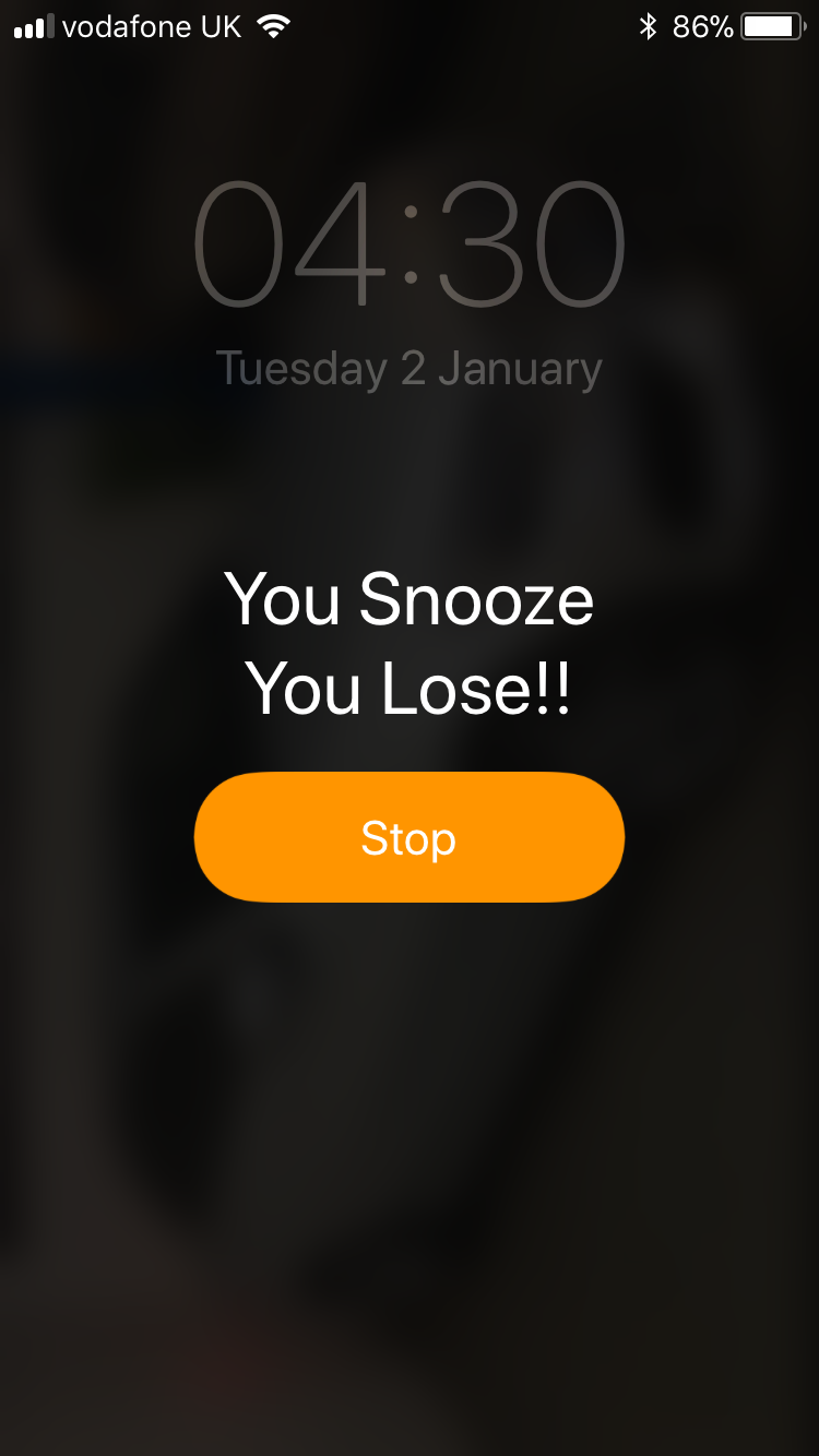 How To Wake Up At 4:30 am Like A Boss!