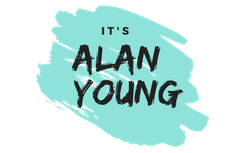 It's Alan Young