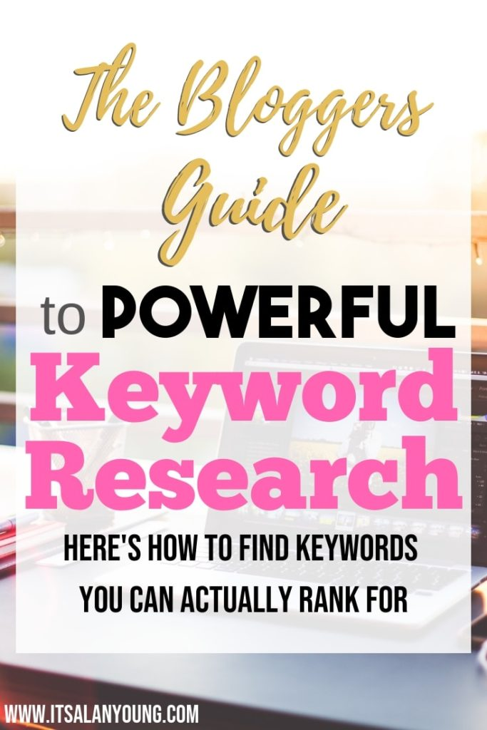 Keyword research is the first step to creating great content that gets found in the search engines. Here's how to perform keyword research the right way with Long Tail Pro. Search engine optimization, traffic generation, blog traffic, keyword research for #seo #keywordresearch #keywords #seostrategy #blogseo